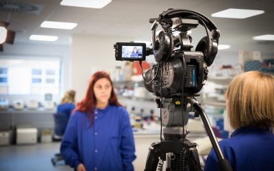 The power of video | By Becky Attwood Communications