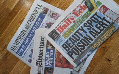 Should I care about regional media coverage? | by Becky Attwood Communications